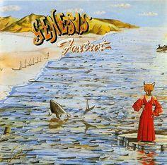 Genesis  Foxtrot (1972)  Lo spettacolare quarto album dei Genesis, tra i più rappresentativi del progressive rock classico