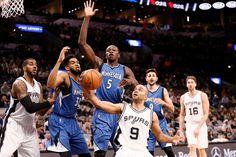 8d043d288 NBA  Minnesota Timberwolves at San Antonio Spurs - Soobum Im