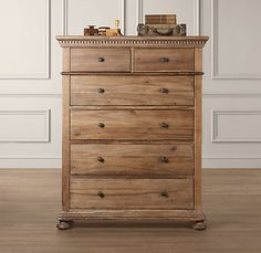 RH jameson tall dresser