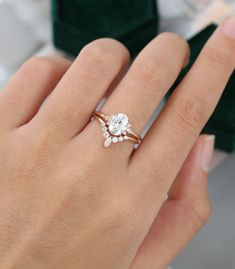 Details about  /2.4 Round Halo Simulated Turquoise Classic Bridal Ring 14k White Pink Gold
