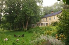 Inn At Green River- 1830 Federal-style farmhouse offers spectacular accommodations in seven romantic guest rooms in Columbia County, NY.