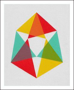 Triangles  by Magna