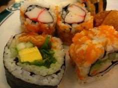 California Maki -- SUPPER KING BUFFET