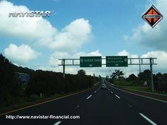 """#financiamientodecamiones FINANCIAMIENTO DE AUTOBUSES. Las autopistas de cuota son más seguras y están en mejor estado. Evite los tramos """"libres"""" de Querétaro-Irapuato y Tepic-Mazatlán, ya que son los más descuidados, según la Secretaría de Comunicaciones y Transportes. Le invitamos a visitar nuestro distribuidor en Chihuahua, CADISA, ubicado en Blvd. Juan Pablo II 5500, Col. Aeropuerto, C.P. 31390. Tel. 01(614)4201212."""