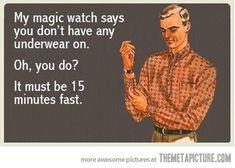 15 mins fast