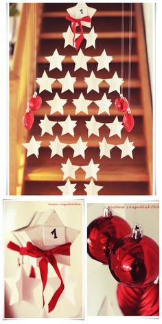32. #Adventskalender #diy #idea