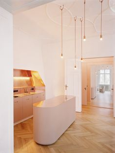 APARTMENT S in Berlin by Thomas Kroger Architects | http://www.yellowtrace.com.au/thomas-kroger-architects-berlin-apartment-s/