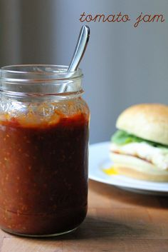 Tomato jam | Search Results | a whisk and a spoon