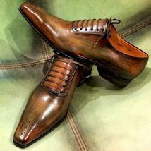 Handmade leather lace up dress shoes for men unique design custom shoes for men - Men Dress Shoe - Ideas of Men Dress Shoe - Handmade leather lace up dress shoes for men unique design custom shoes for men Dress/Formal Handmade Leather Shoes, Leather And Lace, Leather Boots, Real Leather, Cow Leather, Custom Leather, Leather Jewelry, Suede Leather, Lace Up Shoes