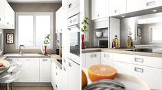 10 idées pour une petite cuisine fonctionnelle