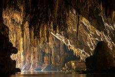Estalactites. Foto: Mazzzur / Shutterstock.com