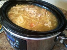 Gluten Free Chicken Soup Recipe
