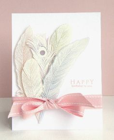 KandRdesigns: Fancy Feathers
