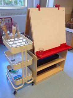 Wonders in Kindergarten - The environment as third teacher ≈≈