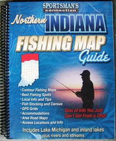 Check out Northern Indiana Fishing Map Guide Book Contour Maps Sportsman's Connection 2011  http://www.ebay.com/itm/-/162872523754?roken=cUgayN&soutkn=e7EDVe via @eBay