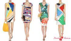 Dresses for Flamboyant Gamine. Typ urody Flamboyant Gamine – ekstrawagantka