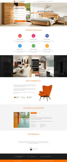best real estate html5 responsive landing page template olanding