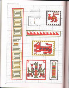 Gallery.ru / Фото #93 - 500 Cross Stitch Blocks - thabiti