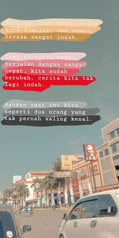 Quotes Rindu, Tumblr Quotes, Mood Quotes, Qoutes, Reminder Quotes, Caption Quotes, Captions, Hue, Wise Words