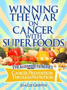Discover in vol. 5: What SuperFood stands alone and above other SuperFoods for its prowess as a cancer-fighter. The role Garlic, Ginger and Onions play in our diet. How to Choose Your Fruit and Veggie assortment. Which SuperFoods do battle with Breast Cancer. A Look at Colon Cancer and What to Eat When Combating Colon Cancer. Taking a Look at Fighting Prostate Cancer - 12 Different Ways. The Benefits of Antioxidants and the top Antioxidants you should consume. Natural Anti-Cancer Foods. #fight #cancer