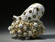 Annabeth Rosen - ceramic sculpture