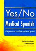 Yes/No Medical Spanish