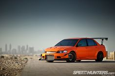 Global Perspective: An Evo In Dubai Jdm Imports, Mitsubishi Lancer Evolution, Japan Cars, Car Engine, Wrx, Cars Motorcycles, Cool Cars, Perspective, Dubai
