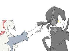 Marry y Kuroha