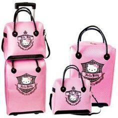 9d0dcc52b6ad Hello Kitty Luggage Bag Hello Kitty Purse