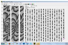 Узоры для вязаных жгутиков-шнуриков 8 | biser.info - Бисер и бисероплетение