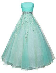 Beautiful wedding dress with beads