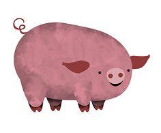 Animales de granja /// Farm animals on Behance