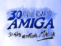 Especial Aniversario de Amiga: 30 años de Amiga y Amigos | Commodore Spain