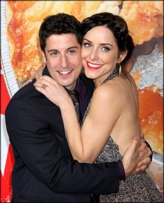 """""""American Pie"""" star Jason Biggs is going to be a father!"""