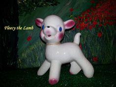 Fleecy the lamb