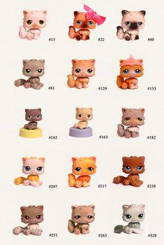 Nicole`s LPS blog - Littlest Pet Shop: Pets: Cats persian