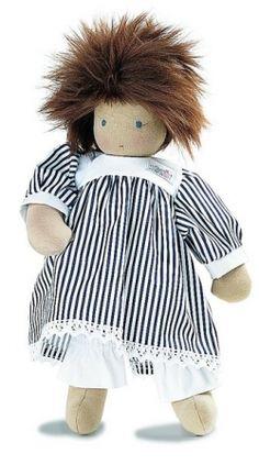 Silke Waldorf Dolls -- Cloth Dolls Made in Germany