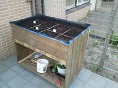 1000 images about tuinieren on pinterest tuin strawberry planters and pallets - Outdoor tuinieren ...