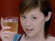 いいなCM キリンビバレッジ 午後の紅茶 松浦亜弥 - YouTube