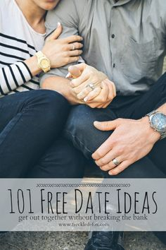 Anniversary Week - 101 Completely Free Date Ideas - The Freckled Fox