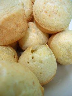 Plain Chicken: Pão de Queijo - Brazilian Cheese Bread