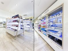 Cosmetic retail shop fixtures. Contact:Lyco Email:sales01@superudisplay.com
