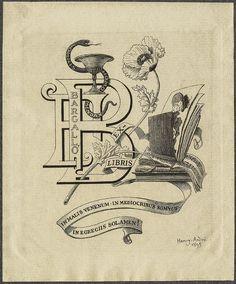f-bargallo-ex-libris-de-andre-henry-1895.jpg 530×640 pixels