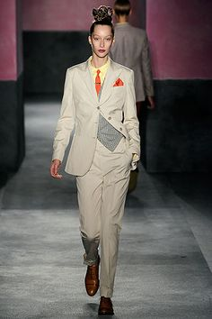 Paul Smith Spring 2010 Ready-to-Wear Collection Slideshow on Style.com
