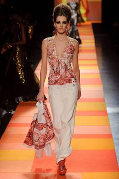 Jean Paul Gaultier Spring 2013 Couture Collection - Fashion on TheCut