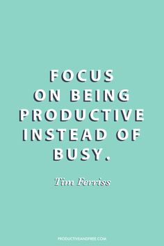 Productivity Quotes | Motivational Quotes | ProductiveandFree.com