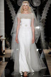 Reem Acra Evie Wedding Dress