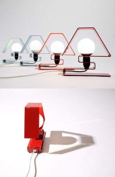 Icon X - Tavolo - ZAVA - Lámparas de pie, lámparas de mesa, plafones, apliques