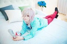 Imagen vía We Heart It https://weheartit.com/entry/145263736/via/16204744 #anime #cosplay #louis #manga #brotherconflict