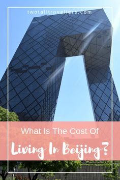 Beijing is a great place to live. But before you take the plunge of moving to China, you'll need to consider the cost of living in Beijing. Can you afford to move? Will you be able to rent a decent apartment? How much will you be able to socialise? Find out how much it costs to live in Beijing!   Living in Beijing | Expats in Beijing | Move to China | Cost of Living | Budget Travel | Work Abroad | Asia | #beijing #expatlife #liveabroad #moveworktravellive #twotalltravellers #livingonabudget Vietnam Travel, Asia Travel, Japan Travel, Moving To China, China Travel Guide, Living In China, Maldives Travel, Travel Guides, Travel Tips